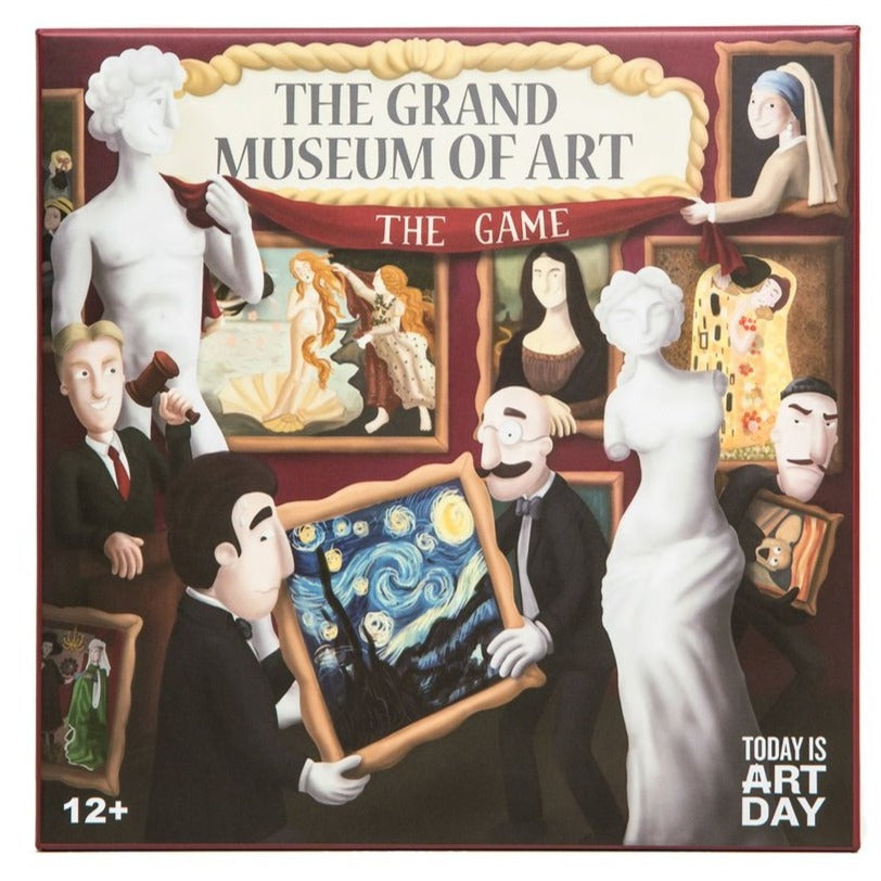 The Grand Museum of Art Game