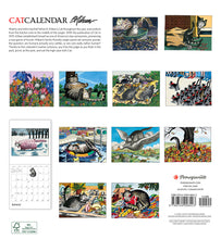 Load image into Gallery viewer, B. Kliban Cats 2021 Wall Calendar