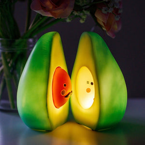 Pair of Avocado LED lights