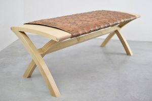 Beam Bench <br>by Katie Walker