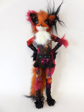 Load image into Gallery viewer, Glampunk Fox