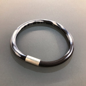 Loop Bangle by Gilly Langton