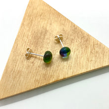 Load image into Gallery viewer, Fused Glass Studs By Charlotte Verity