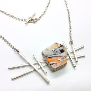 Small Legacy Pendant Necklace By Deborah Beck