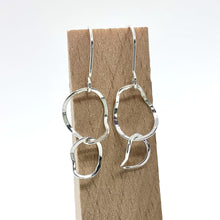 Load image into Gallery viewer, Dual Drop Hook Earrings By Gemma Scully