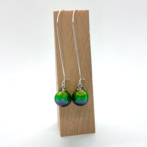 Bubble Long Hook Earrings By Charlotte Verity