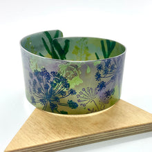 Load image into Gallery viewer, Hand Painted Wrap Cuff By Jenny Rothwell