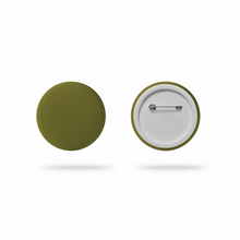 Load image into Gallery viewer, Khaki Mini Reflector Badge