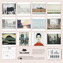 Load image into Gallery viewer, L.S. Lowry Mini Wall Calendar 2021