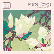 Load image into Gallery viewer, Mabel Royds Mini Wall Calendar 2021