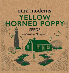 Seeds - Yellow Horned Poppy