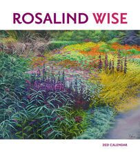Load image into Gallery viewer, Rosalind Wise 2021 Wall Calendar