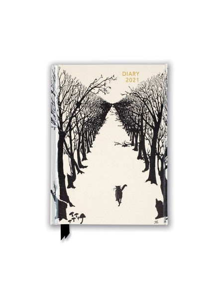 The Cat That Walked by Himself Pocket Diary 2021