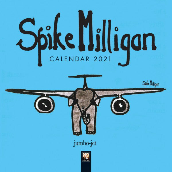 Spike Milligan Mini Wall Calendar 2021