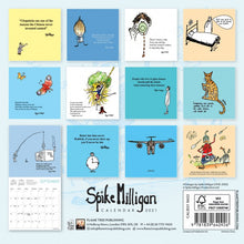 Load image into Gallery viewer, Spike Milligan Mini Wall Calendar 2021