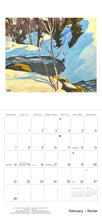 Load image into Gallery viewer, The Group of Seven 2021 Wall Calendar