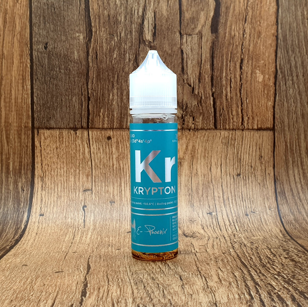 E-Phoenix - Krypton 50ml ( Biscuit à la Myrtille )