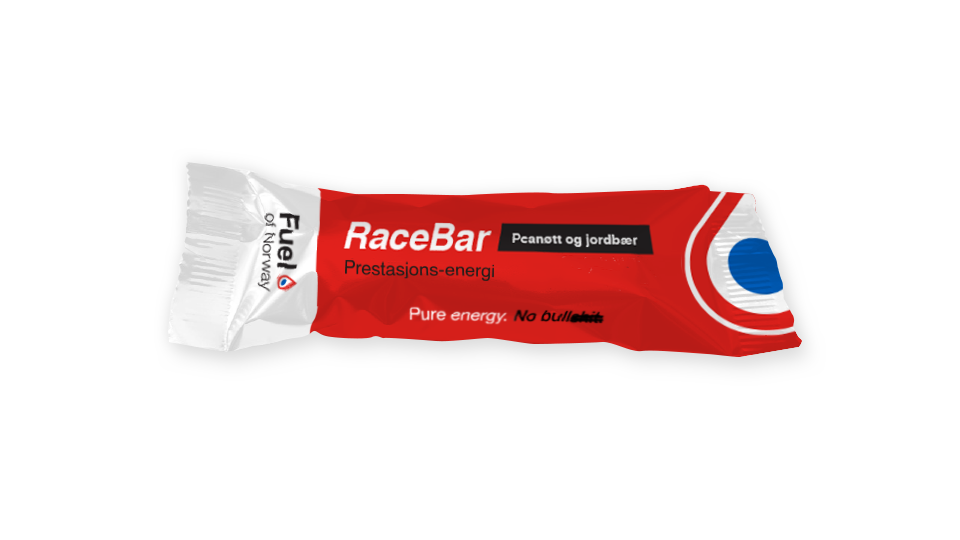 RaceBar- Lanseres starten av april
