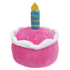 "Birthday Cake Plush Toys (6"")"