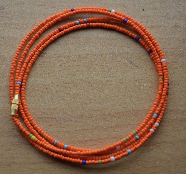 African Beaded Waist Beads - Leone Culture