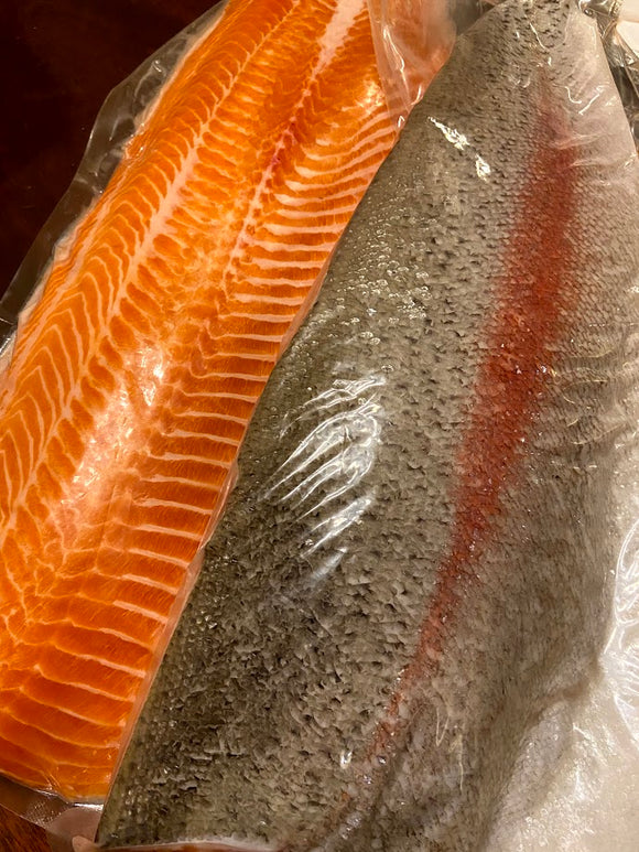 Tasmanian Ocean Trout Fillet (Skin-on)
