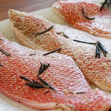 Red Snapper Fillets