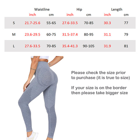 SS Online Trading - SSHK Shop - Products - Sportswear - Sports Pants - High waist single coloured sports pants (S-L) - size chart
