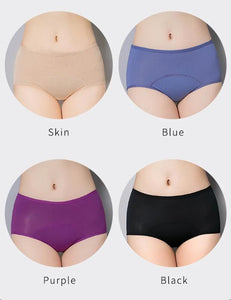 Plus size leakproof menstrual underwear (L-7XL, set of 3pc)