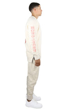 Load image into Gallery viewer, Nude & Salmon Kanji Tracksuit