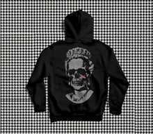 Load image into Gallery viewer, Root Of All Evil - White Dogtooth Hoody