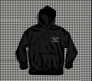 Root Of All Evil - White Dogtooth Hoody