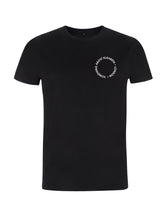 Load image into Gallery viewer, Black Root Of All Evil White T-Shirt