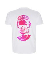 Load image into Gallery viewer, Neon Pink Root Of All Evil - T-Shirt