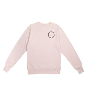 Lovers Sweatshirt - Light Pink