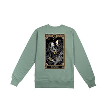 Load image into Gallery viewer, Lovers Sweatshirt - Slate Green