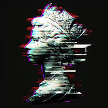 Load image into Gallery viewer, Glitch Queen - Hoody
