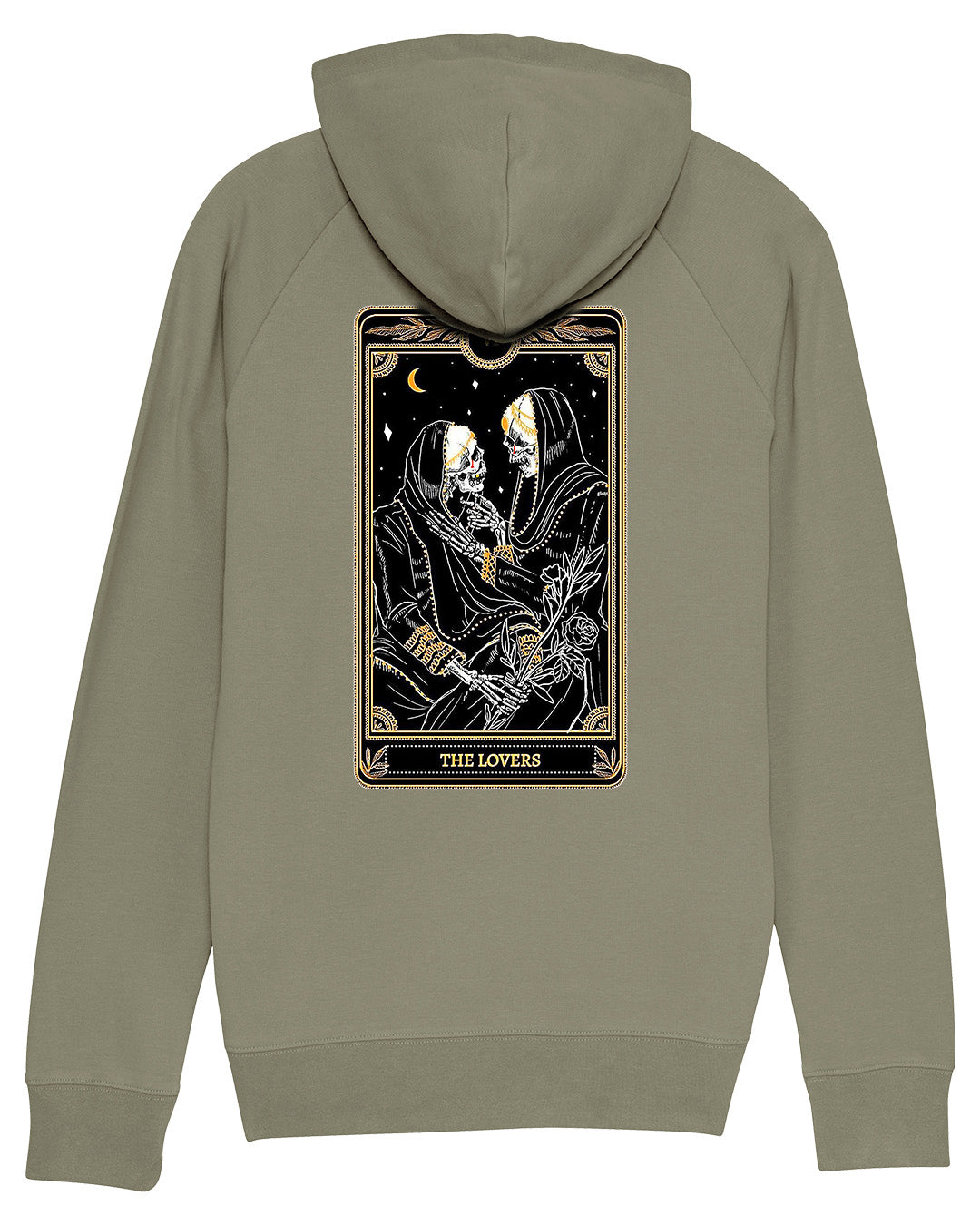 Lovers Hoody - Light Khaki