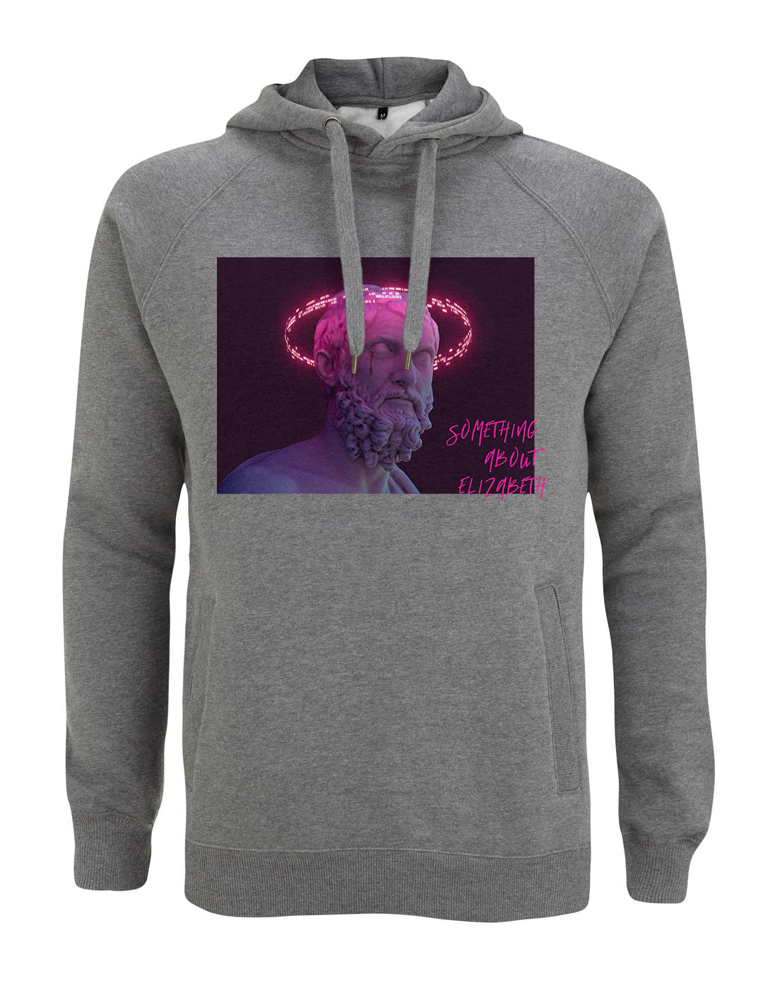 The G Code - Dark Heather Hoody