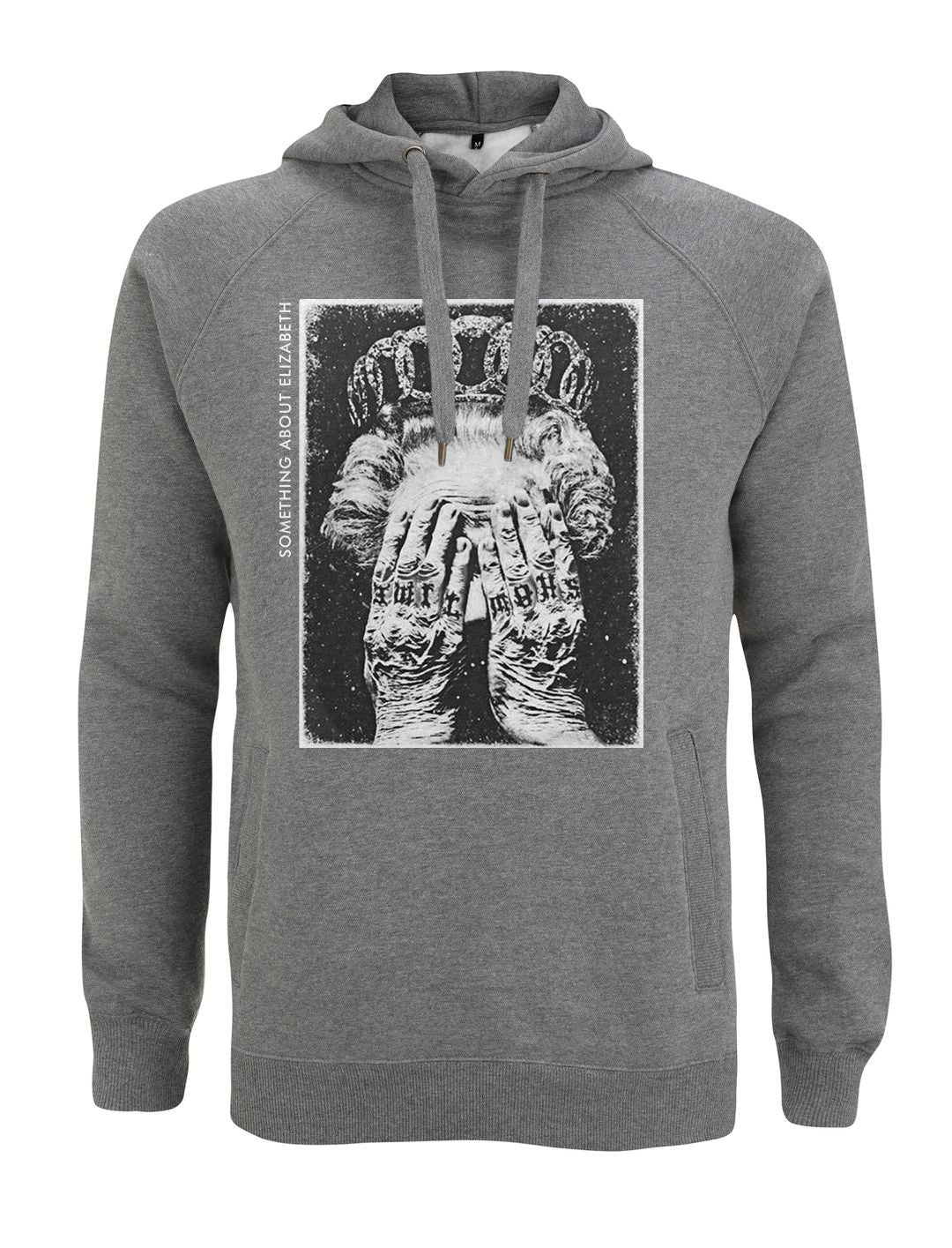 Statement of Intent - Dark Heather Grey Hoody