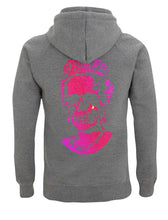 Load image into Gallery viewer, Root Of All Evil Neon Pink Print - Hoody