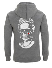 Load image into Gallery viewer, Root Of All Evil - White Print - Hoody