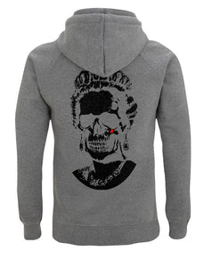 Root Of All Evil - Black Print - Hoody