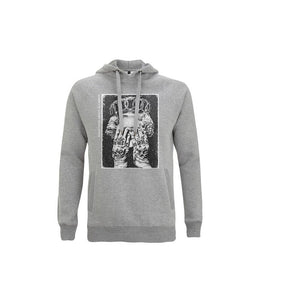 Statement of Intent - Light Heather Grey Hoody