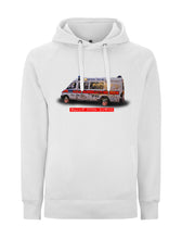 Load image into Gallery viewer, Bully Van- White Hoody