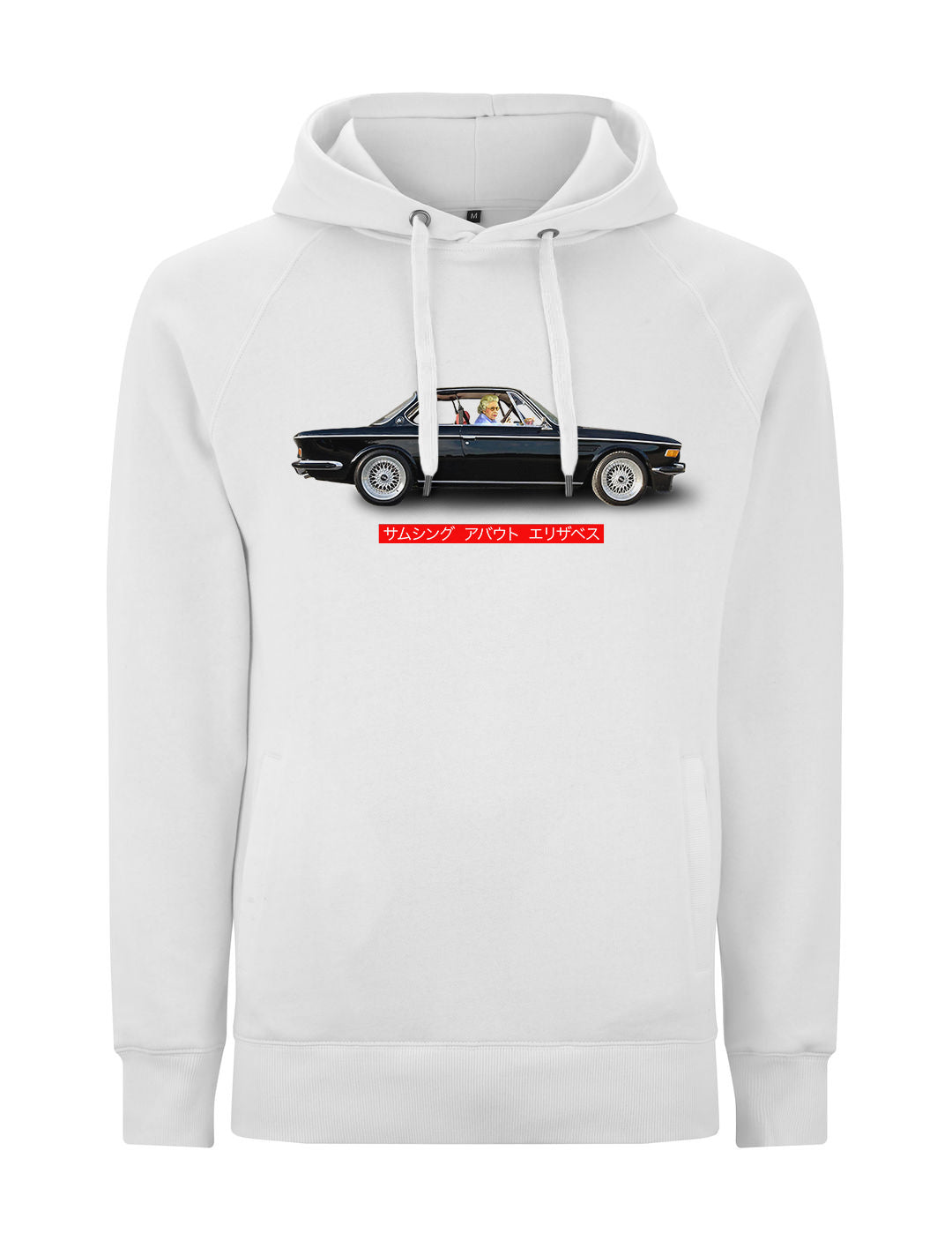 White Queen Assassination Hoody