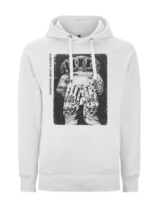 Statement Of Intent - White Hoody