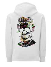 Load image into Gallery viewer, Black Splash Skull - Hoody