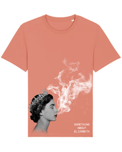HER ROYAL HIGHNESS T-SHIRT - Rose Clay