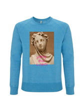 Load image into Gallery viewer, Bellini's Tear - White Sweatshirt