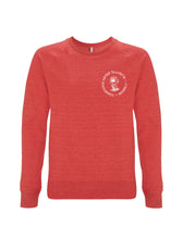 Load image into Gallery viewer, The SAE  Logo - Melange Red Sweatshirt